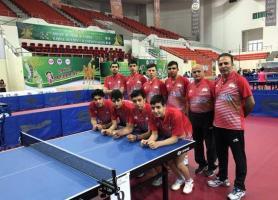 حذف پینگ پنگ بازان ایران از قهرمانی نوجوانان و جوانان آسیا