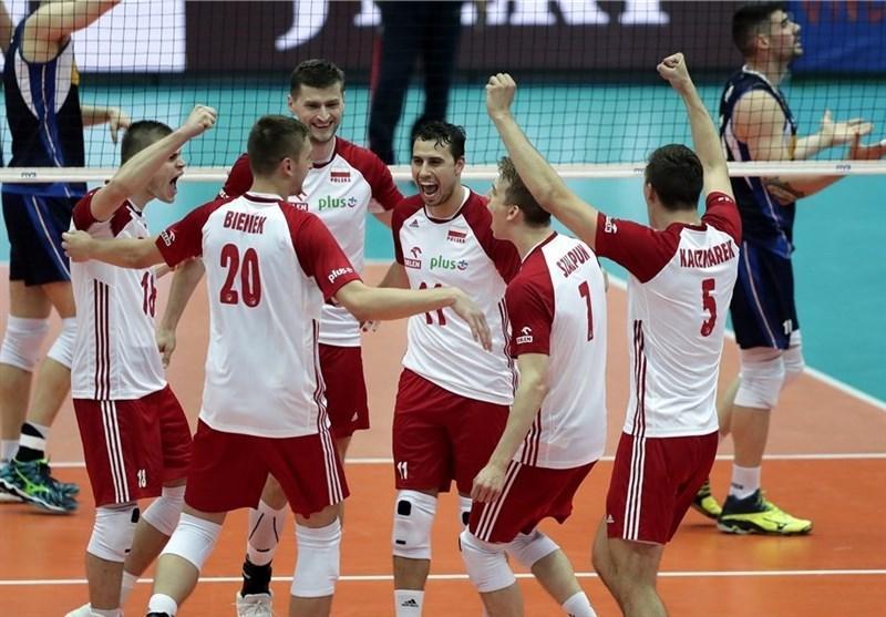 والیبال جام واگنر، حریف ایران قهرمان شد