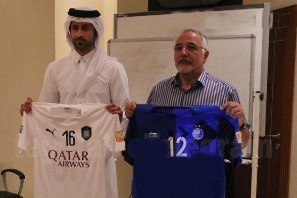 استقلال در قطر هم آبی پوش ماند