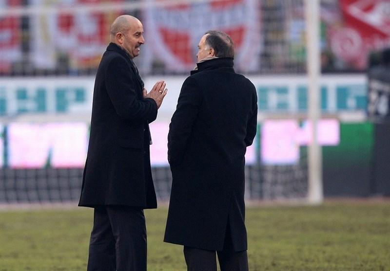 دیک ادووکات: چرچسوف مرد خوبی است اما بلژیک 2 بر صفر برنده می گردد