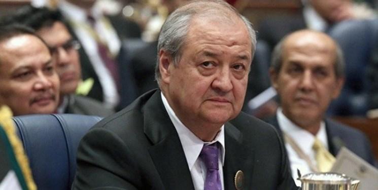 وزیر امور خارجه ازبکستان به آمریکا سفر می نماید