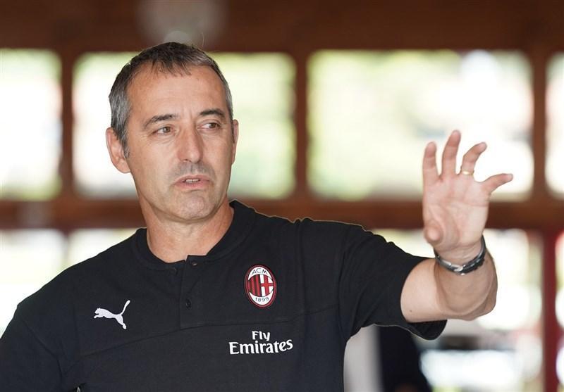 جامپائولو: بازیکنان انتظاراتم را برآورده کردند، میلان باید به بازی در سطحی متفاوت عادت کند