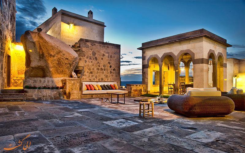 معرفی بهترین هتل های کوهستانی در دنیا