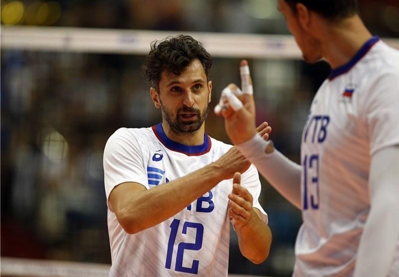بوتکو: امتیازات پایانی هر ست هدیه ای از طرف بازیکنان ایران بود، مطمئنم این تیم در المپیک حاضر خواهد بود