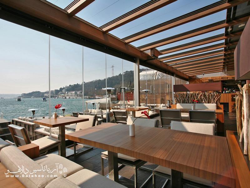 بهترین رستوران های استانبول کنار تنگه بسفر