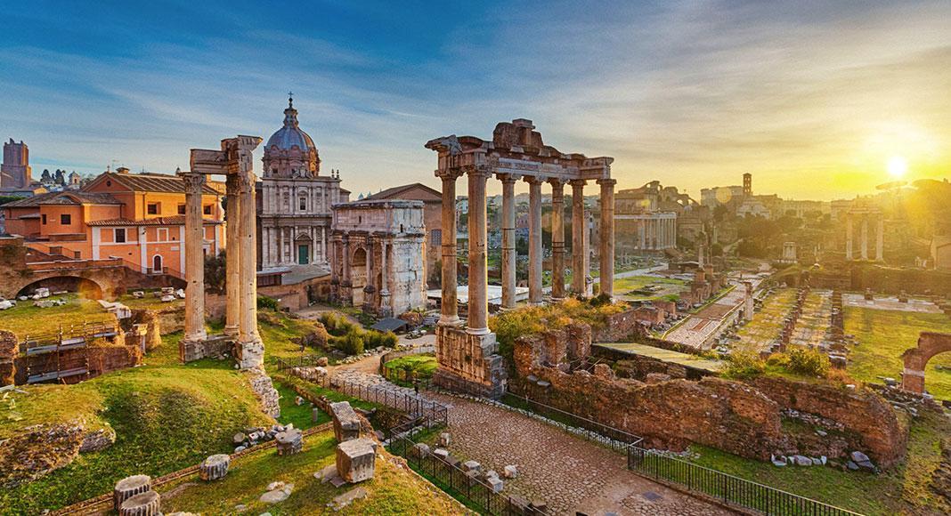 جاذبه های گردشگری رم ، پایتخت گردشگری جهان &ndash قسمت اول