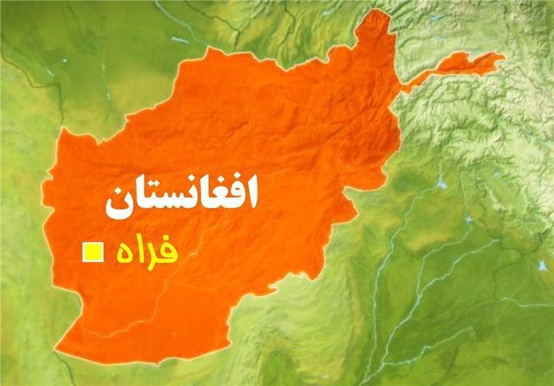 حمله گسترده طالبان به ولایت فراه؛ درگیری ها ادامه دارد