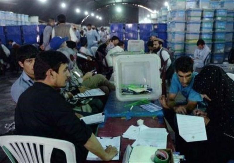 احتمال تأخیر در اعلام نتایج ابتدایی انتخابات افغانستان