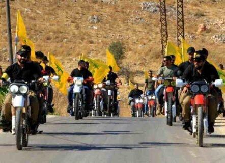 حزب الله لبنان: موتور سواران معترض هیچ ارتباطی با ما ندارند