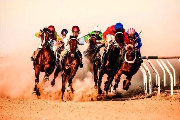 62 راس اسب در هفته هشتم کورس پاییزه آق قلا رقابت می نمایند