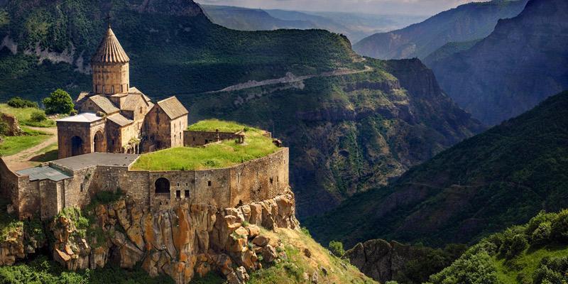 ماه عسل در ارمنستان - خاطره ای که شیرینی آن از یاد نخواهد رفت