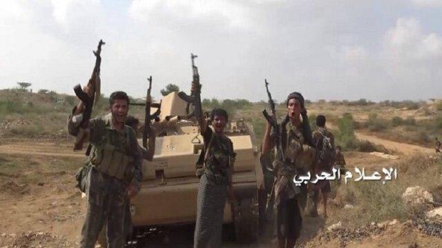 تسلط انصارالله بر مواضع دولت مستعفی یمن در جوف